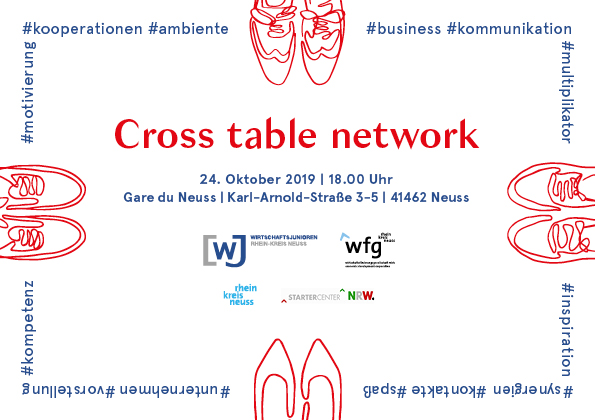 Cross table network Event 2019