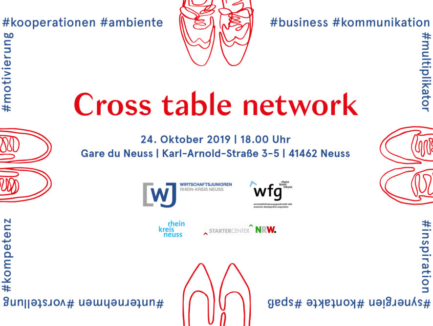 Save the Date - Cross table network
