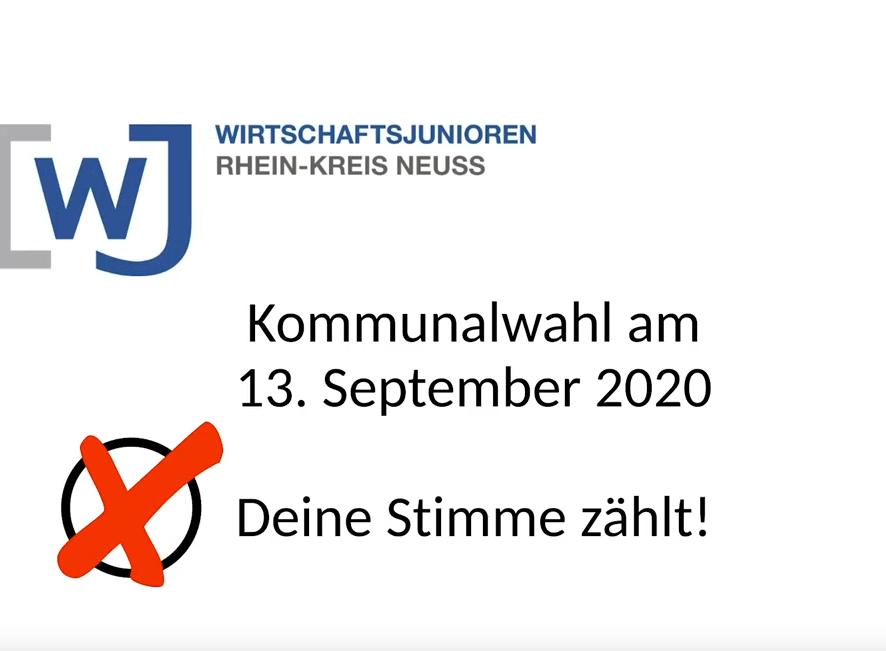 Kandidatencheck zur Kommunalwahl 2020 im Rhein-Kreis Neuss