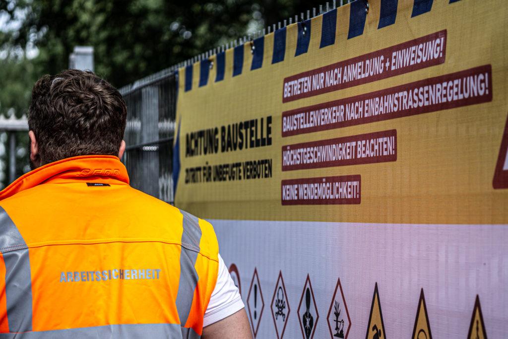 Arbeitssicherheit – Geht jeden was an, Seminar am 21.09.21