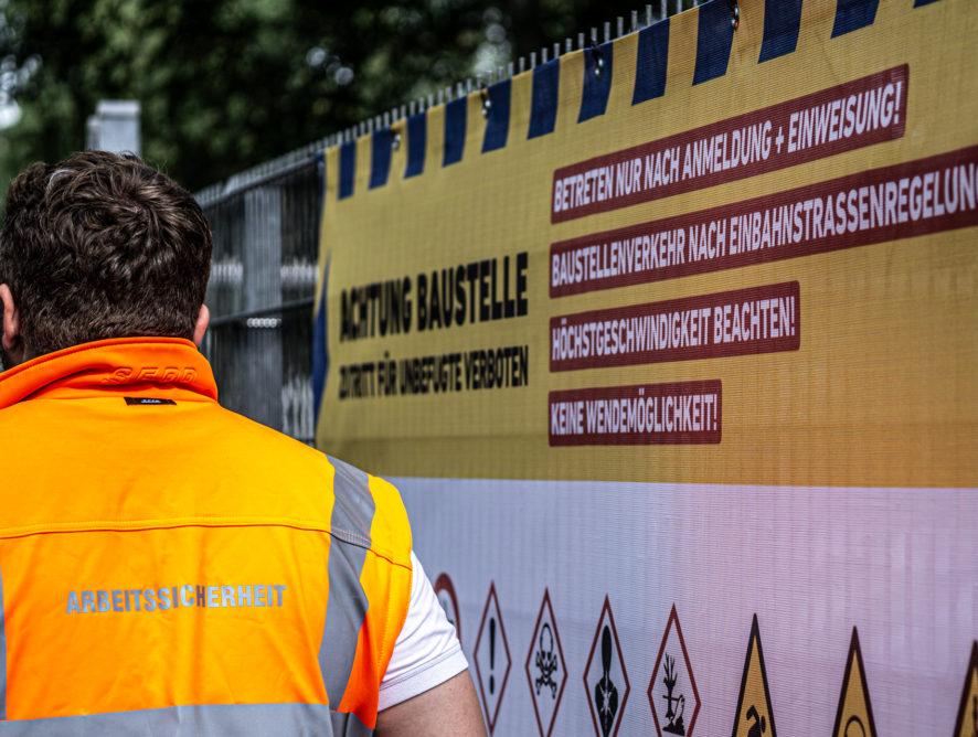 Arbeitssicherheit - Geht jeden was an, Seminar am 21.09.21